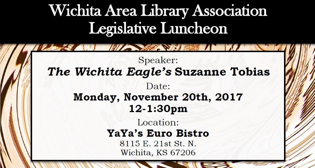 Legislative Luncheon at YaYa's