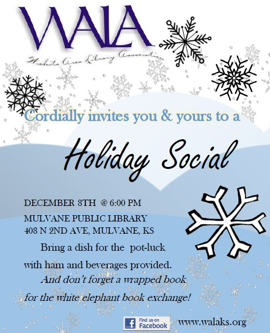 Holiday social image